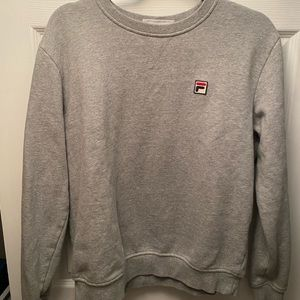 Womens Fila sweatshirt